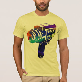 T-shirt T_CameraColored00