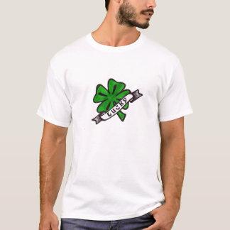 T-shirt t chanceux