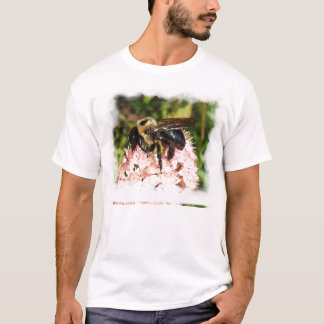 T-shirt ~ T d'abeille de charpentier