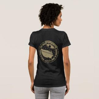 T-shirt T de 2017 femmes collectables TOTALES d'ÉCLIPSE