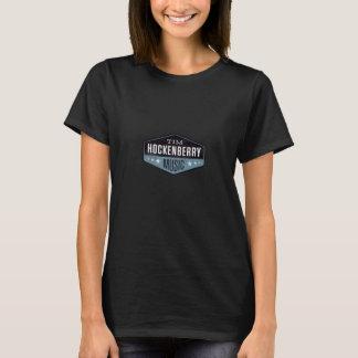 T-shirt T des femmes de Hockenberry
