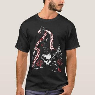 T-shirt T détruit - Hommes - Skullduggery