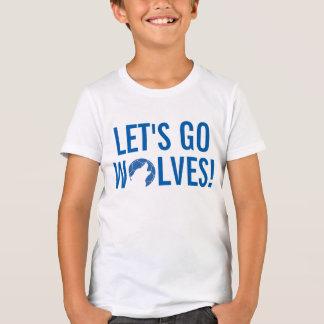 T-shirt T du défenseur d'enfants