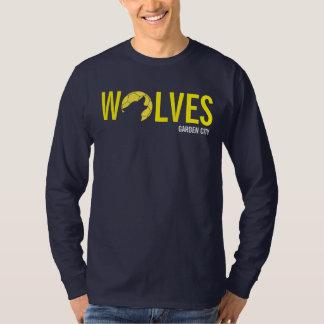 T-shirt T du défenseur du LS des hommes
