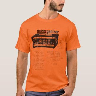 T-shirt T duborganizer