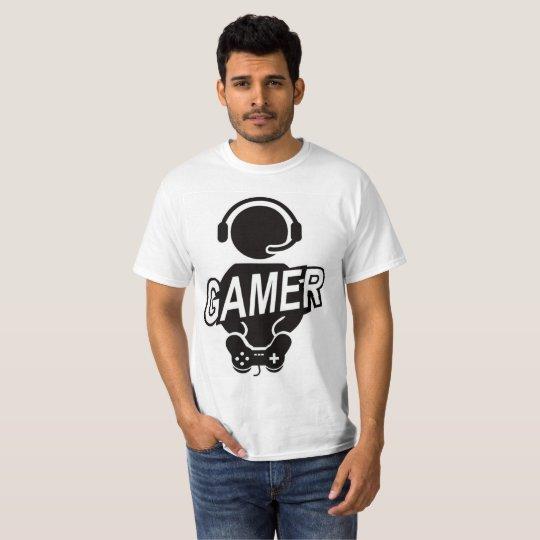 T-shirt t-ishrt homme gamer