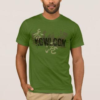 T-shirt T- Kowloon Hong Kong shirt