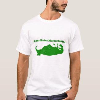 T-shirt T-Rex déteste la pièce en t de Lite de