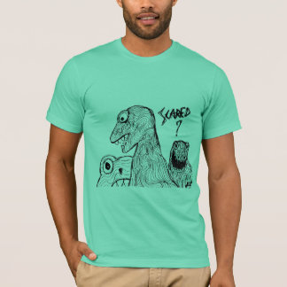 T-shirt T_Scared.ai