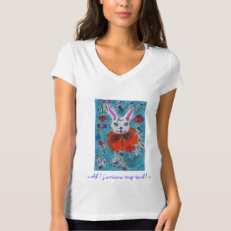 T-shirt t-shir alice aux pays des merveilles