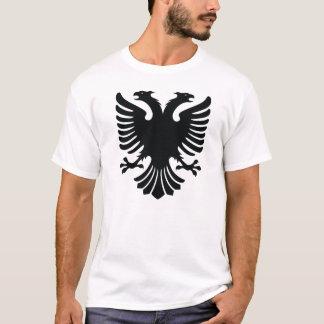 T-shirt t shirt aigle albanais albanian eagle shirts