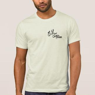 T-shirt t shirt alien