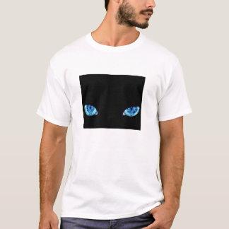 T-shirt T shirt chat noir