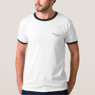 T-shirt t shirt ch'ti