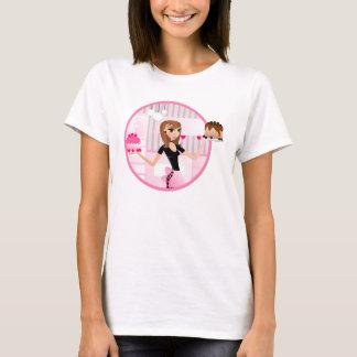 T-shirt T-shirt/habillement de Baker/chef de