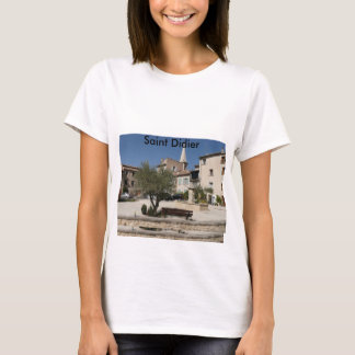 "T-shirt T shirt ""Saint Didier"""