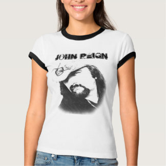 T-shirt T-shirtzazzle, règne de John