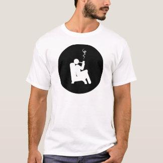 T-shirt Tabagisme de tuyau