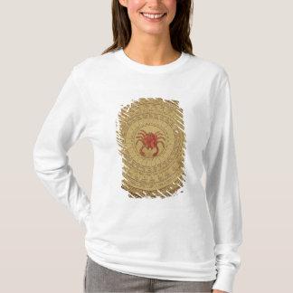 T-shirt Table astrologique de Cancer