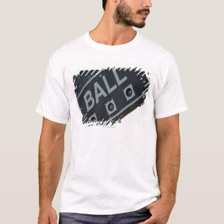 T-shirt Tableau indicateur 2 de base-ball