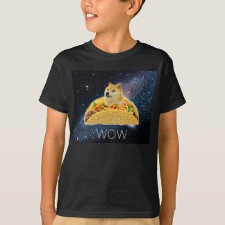 T-shirt Taco de doge - doge chien-mignon de