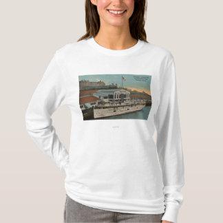T-shirt Tacoma, WA - vue de Municipal