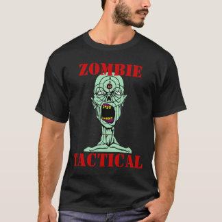 T-shirt tactique de vitesse de zombi