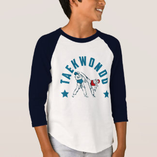 T-shirt Taekwondo Figthers Collection Kids