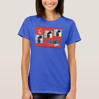 T-shirt Tahiti