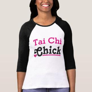 T-shirt Tai Chi Chick