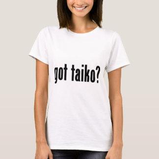 T-shirt taiko obtenu ?