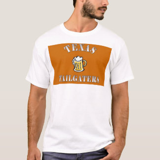 T-shirt tailgaters du Texas