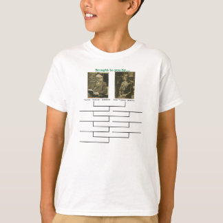 T-shirt Taille d'enfant