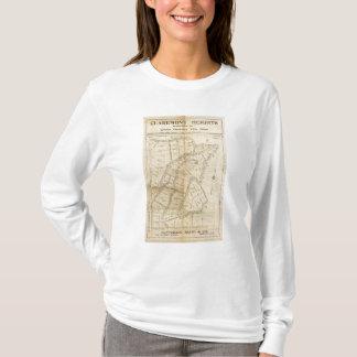 T-shirt Tailles de Claremont