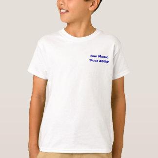 T-shirt Tailles d'enfants du canard 2009