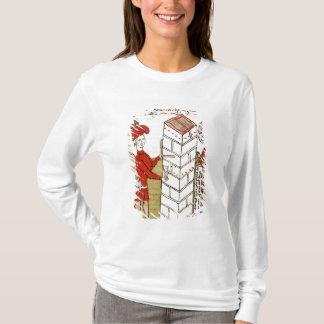 T-shirt Tailleurs de pierres, de 'd'Arpentage de Traite