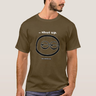 T-shirt tais-toi