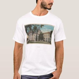 T-shirt Tallahassee, la Floride - vue extérieure d'état