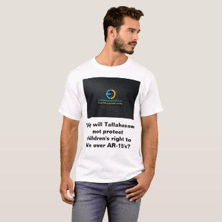 T-shirt Tallahassee nient pour entendre les enfants juste