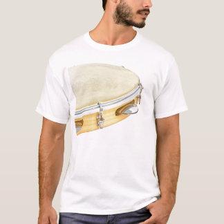 T-shirt Tambour de basque