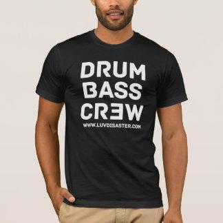 T-shirt Tambour et équipage bas