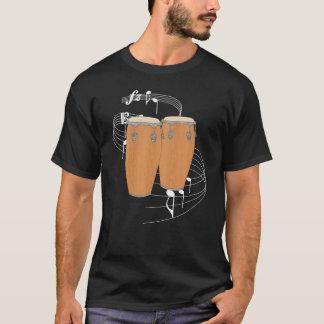 T-shirt Tambours de Conga