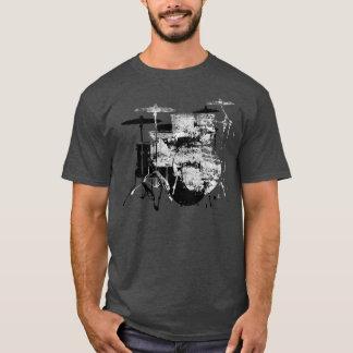 T-shirt tambours sales