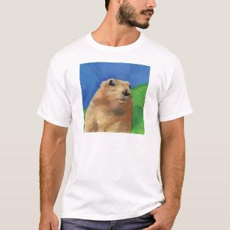 T-shirt Tamia dramatique