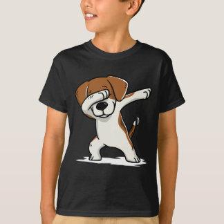 T-shirt tamponnant drôle de beagle