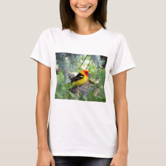 T-shirt Tanager occidental