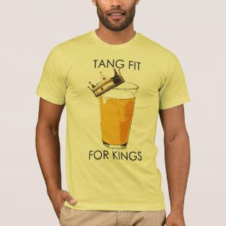 T-shirt Tang s'est adapté pour des rois