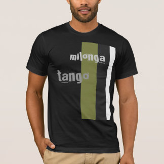 T-shirt Tango de Milonga