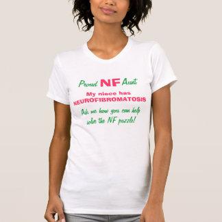 T-shirt TANTE   FIÈRE DE N-F…. Ma nièce a le