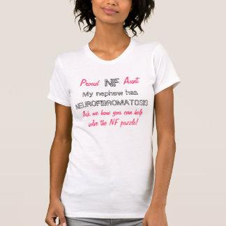 T-shirt TANTE   FIÈRE DE N-F… Mon neveu a le